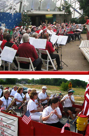 TMilwaukee Metropolitan Community Concert Band