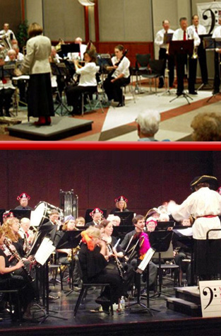 Milwaukee Metropolitan Community Concert Band